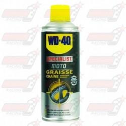 Graisse chaîne WD-40