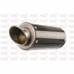 Silencieux universel MGP Exhaust finition Carbone