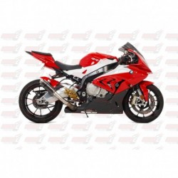 Silencieux MGP Exhaust finition Inox pour BMW S1000RR (2015-2016)