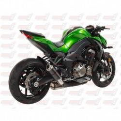 Silencieux MGP Exhaust finition Carbone pour Kawasaki Z1000 (2014-2018) et Ninja 1000 (2012-2018)