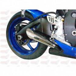 Silencieux HotBodies Racing Megaphone pour Suzuki GSX-R 600/750 (2008-2010)