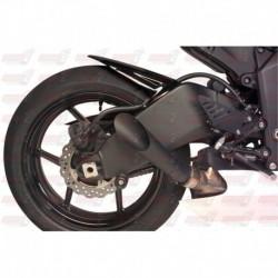 Silencieux HotBodies Racing Megaphone finition noire pour Suzuki GSX-R 600/750 (2008-2010)