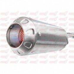 Silencieux MGP Exhaust finition Inox pour Suzuki GSX-R600/750 (2008-2010)
