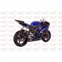 Silencieux MGP Exhaust finition Carbone pour Yamaha YZF-R6 (2006-2017)