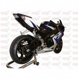 Silencieux HotBodies Racing Megaphone pour Suzuki GSX-R1000 (2005-2006)