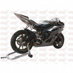 Silencieux HotBodies Racing Megaphone pour Yamaha  YZF-R6 (2006-2017)