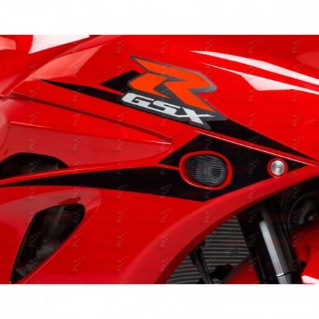 Paire de clignotants led HotBodies Racing couleur fumée pour Suzuki GSX-R1000 (2017)