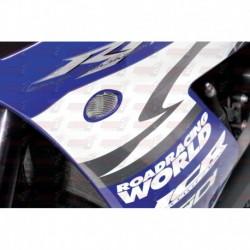 Paire de clignotants led HotBodies Racing couleur transparente pour Yamaha YZF-R1 (2002-2014)  et YZF-R6/s (2003-2016)