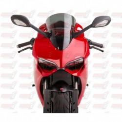 Bulle HotBodies Racing fumée pour Ducati 899 (2013-2018) / 1199 Panigale (2012-2018)