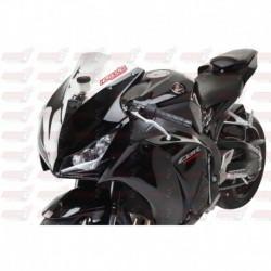 Bulle HotBodies Racing transparente pour Honda CBR1000RR (2012-2016)