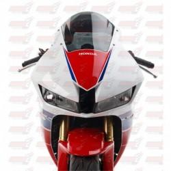 Bulle double courbures HotBodies Racing fumée pour Honda CBR600RR (2013-2018)