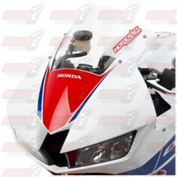 Bulle HotBodies Racing transparente pour Honda CBR600RR (2013-2018)