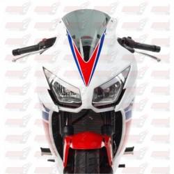 Bulle HotBodies Racing fumée pour Honda CBR300R (2015-2018)