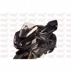 Bulle HotBodies Racing transparente pour Kawasaki ZX10R (2008-2010) et ZX6R (2009-2018)