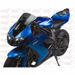 Bulle HotBodies Racing fumée pour Kawasaki ZX10R (2008-2010) et ZX6R (2009-2018)