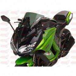 Bulle HotBodies Racing fumée pour Kawasaki Ninja 1000 Venom (2011-2016)