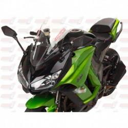Bulle HotBodies Racing transparente pour Kawasaki Ninja 1000 Venom (2011-2016)