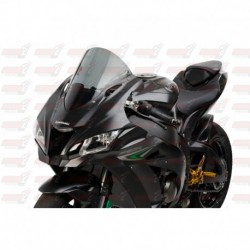 Bulle haute HotBodies Racing fumée pour Kawasaki ZX10R (2016-2018)
