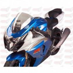 Bulle HotBodies Racing transparente pour Suzuki GSX-R1000 (2009-2016)