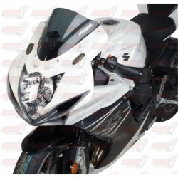 Bulle double courbures HotBodies Racing fumée pour Suzuki GSX-R 600/750 (2011-2018)