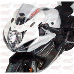 Bulle HotBodies Racing transparente pour Suzuki GSX-R 600/750 (2011-2018)