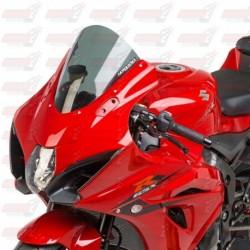 Bulle haute HotBodies Racing fumée pour Suzuki GSX-R1000 (2017)