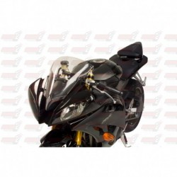 Bulle racing HotBodies Racing transparente pour Yamaha YZF-R6 (2008-2016)