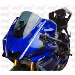 Bulle HotBodies Racing fumée pour Yamaha YZF-R6 (2017-2018)