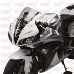 Bulle HotBodies Racing transparente pour Honda CBR600RR (2007-2012)
