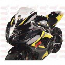 Bulle HotBodies Racing transparente pour Suzuki GSXR 600/750 (2006-2007)