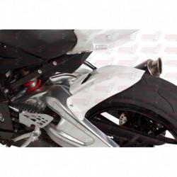 Lèche roue HotBodies Racing couleur Alpine White (92) pour BMW S1000RR (2010-2014)