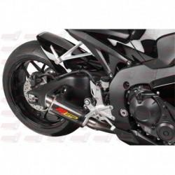 Lèche roue HotBodies Racing couleur Black (8) pour Honda CBR1000RR (2008-2013)