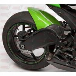 Lèche roue HotBodies Racing couleur Black (8) pour Kawasaki ZX10R (2008-2010)