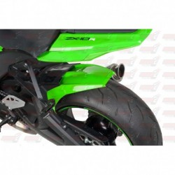 Lèche roue HotBodies Racing couleur Metallic Matte Carbon Gray (2) pour Kawasaki ZX10R (2016)