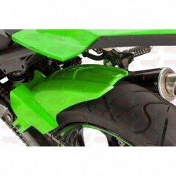 Lèche roue HotBodies Racing couleur Metallic Matte Carbon Gray (43) pour Kawasaki Ninja 300 (2016)
