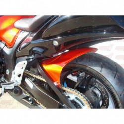 Lèche roue HotBodies Racing couleur Candy Daring Red (14) pour Suzuki HAYABUSA (2016)