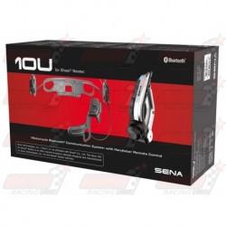 Système de communication Bluetooth SENA 10U pour casque Shoei Neotec