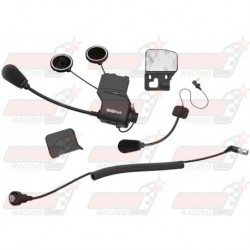 Ensemble de pinces casque moto pour SENA 20S pour Honda Goldwing