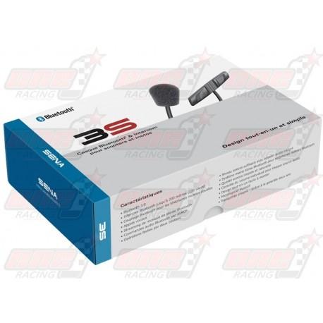 Pack simple intercom Bluetooth SENA 3S avec microphone perché à câble