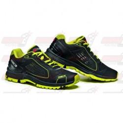 Chaussures Sidi Approach noir / vert acide