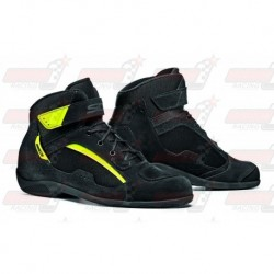 Chaussures Sidi Duna noire / jaune fluo