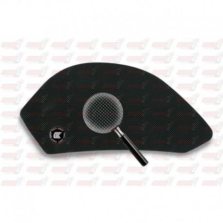 Grip de réservoir Eazi Grip série Pro couleur noire pour Aprilia RSV 1000 (2004-2010)