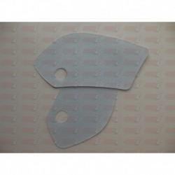Grip de réservoir Eazi Grip série Pro couleur claire pour Aprilia RSV 1000 (2004-2010)
