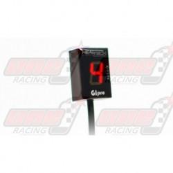 Indicateur de rapport engagé HealTech GIpro X-Type pour Hyosung