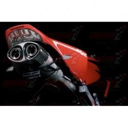 Silencieux Bodis OVAL Q1 [titane] pour Honda CBR1000 RR FireBlade (2004-2007)