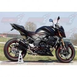 Silencieux Bodis GPC-X2 [inox noir] pour Kawasaki Z750/Z750R (2007-2012)