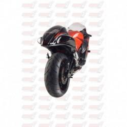 Passage de roue Hotbodies couleur Fumée pour Suzuki Hayabusa (2008-2018)