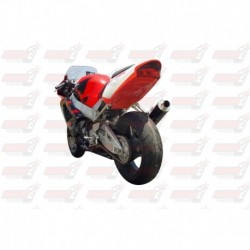 Passage de roue Hotbodies couleur Winning Red (5) pour Honda CBR929RR (2000-2001)
