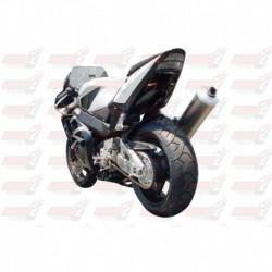 Passage de roue Hotbodies couleur Winning Red (5) avec clignotants leds pour Honda CBR954RR (2002-2003)