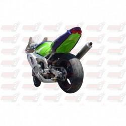 Passage de roue Hotbodies couleur Black (8) pour Kawasaki ZX6R (1998-2002) ZZR600 (2005-2008)